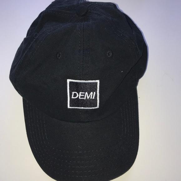 9b978b21ca5ab Accessories - Demi Lovato Future Now Tour Hat